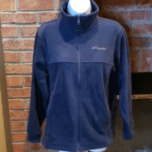 Columbia Steel Blue Fleece